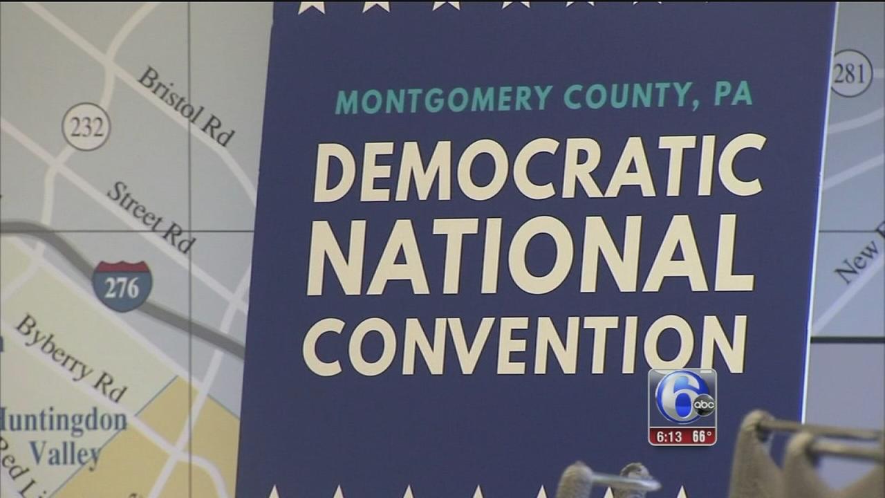 VIDEO: DNC Montco