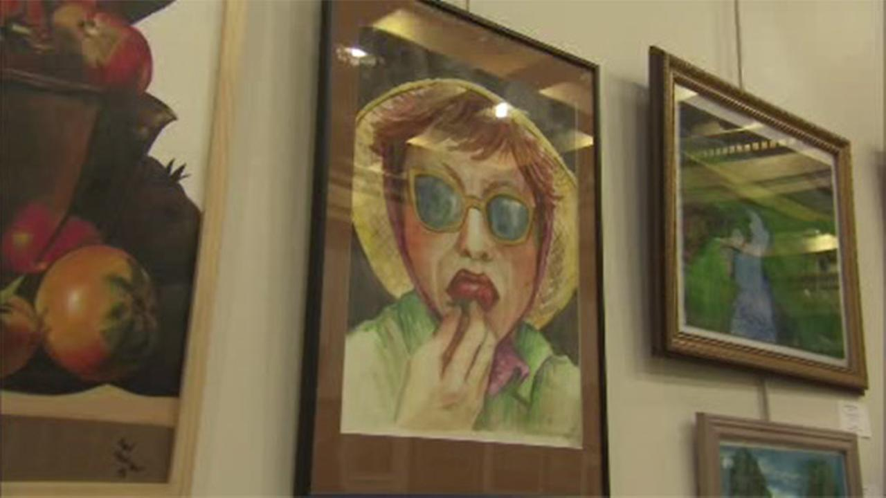 Art of Aging: Senior artists