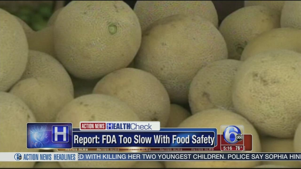 VIDEO: HK- FDA food safety