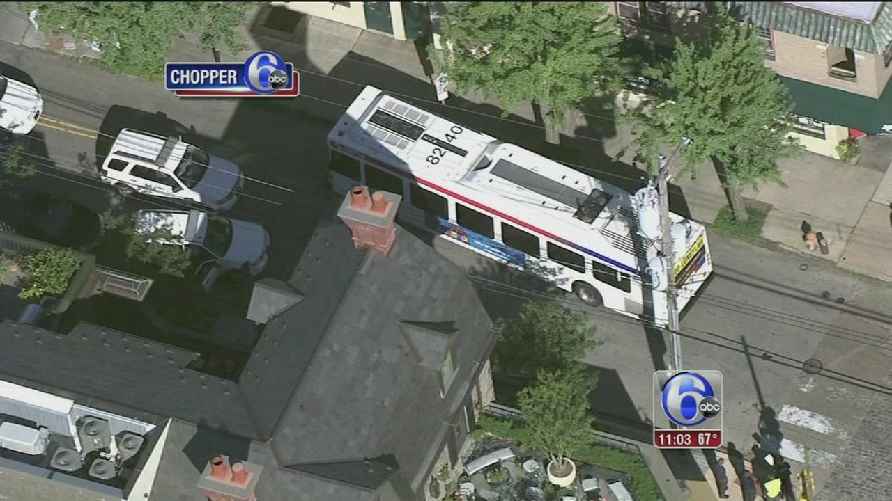 VIDEO: Bus autoped