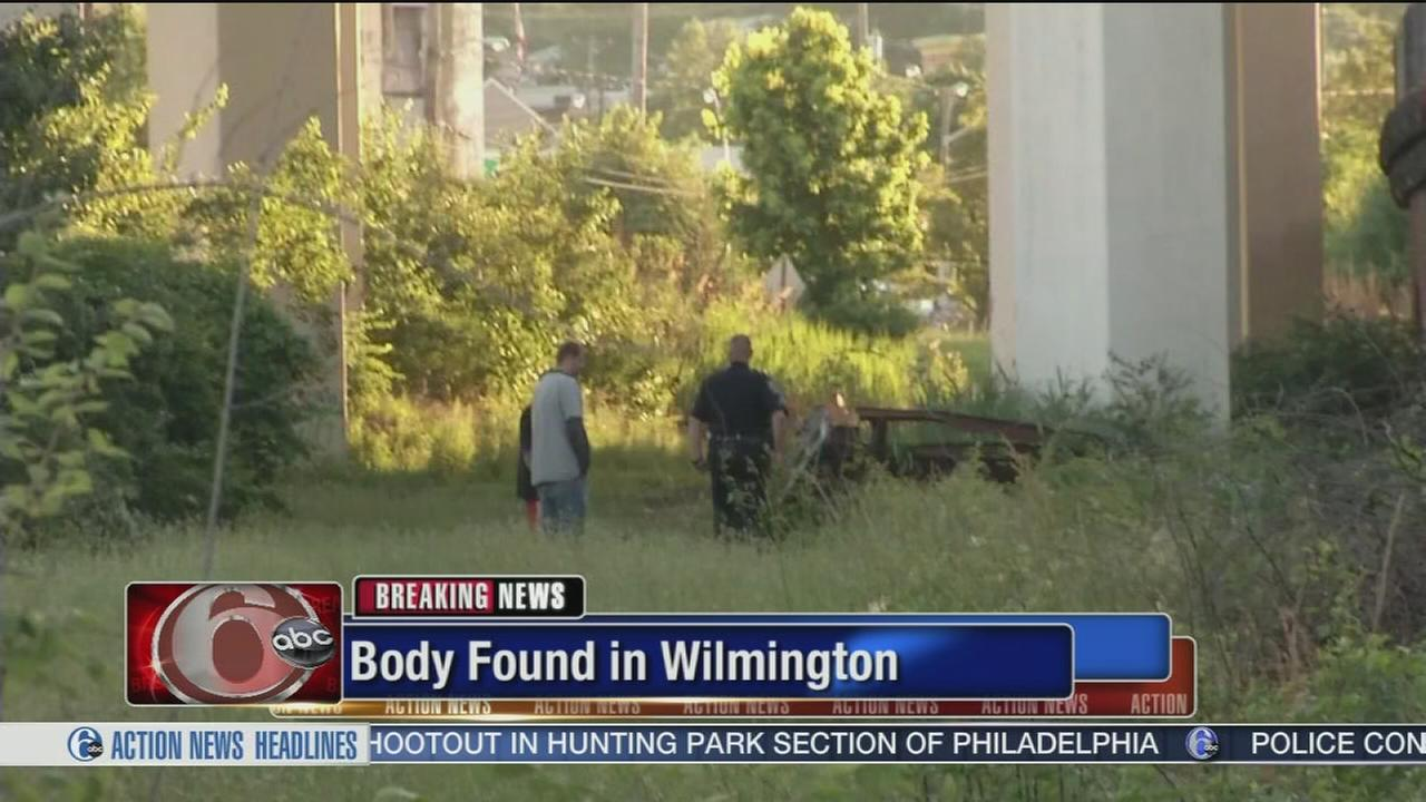 VIDEO: Body found in Wilmington