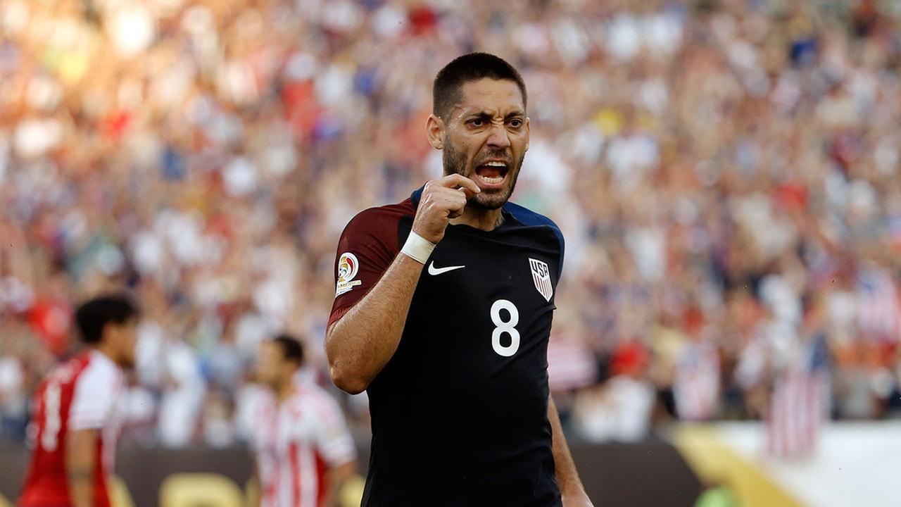 US beats Paraguay 1-0, reaches Copa America quarterfinals