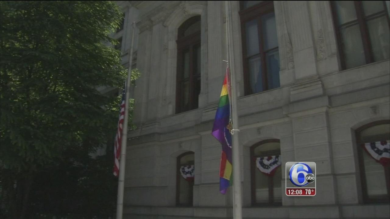 VIDEO: Philly plans vigil for Orlando victims