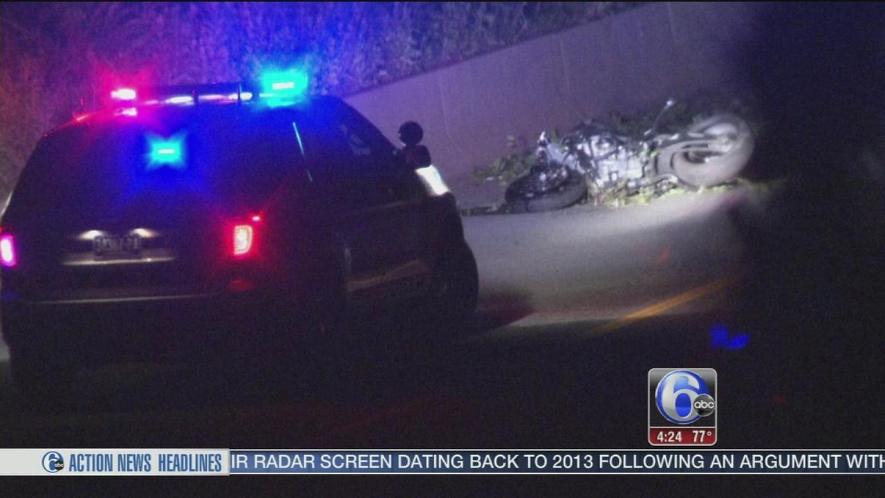 VIDEO: Motorcyclist killed in crash on Blue Route identified
