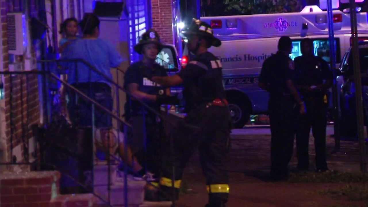 Multiple people were injured in a shooting in Wilmington, Delaware.