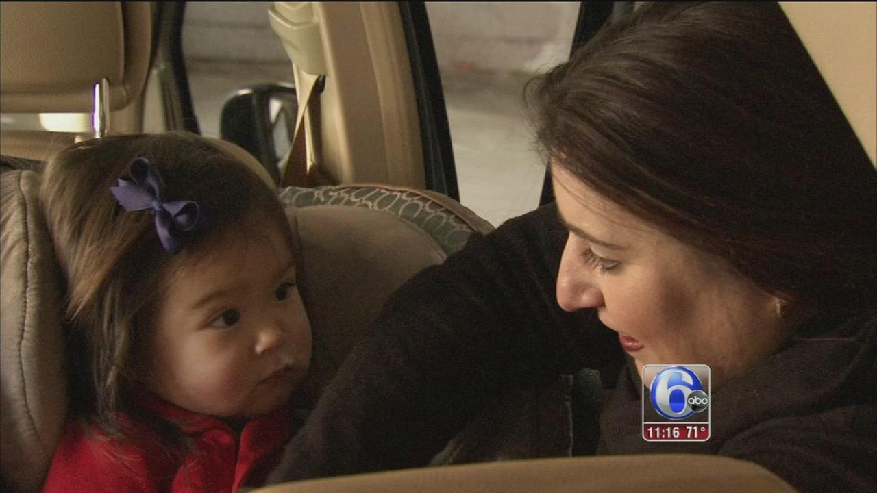 VIDEO: New child seat lawas in Pa.