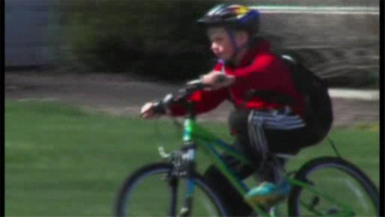 Kids Health Matters: Bike safety