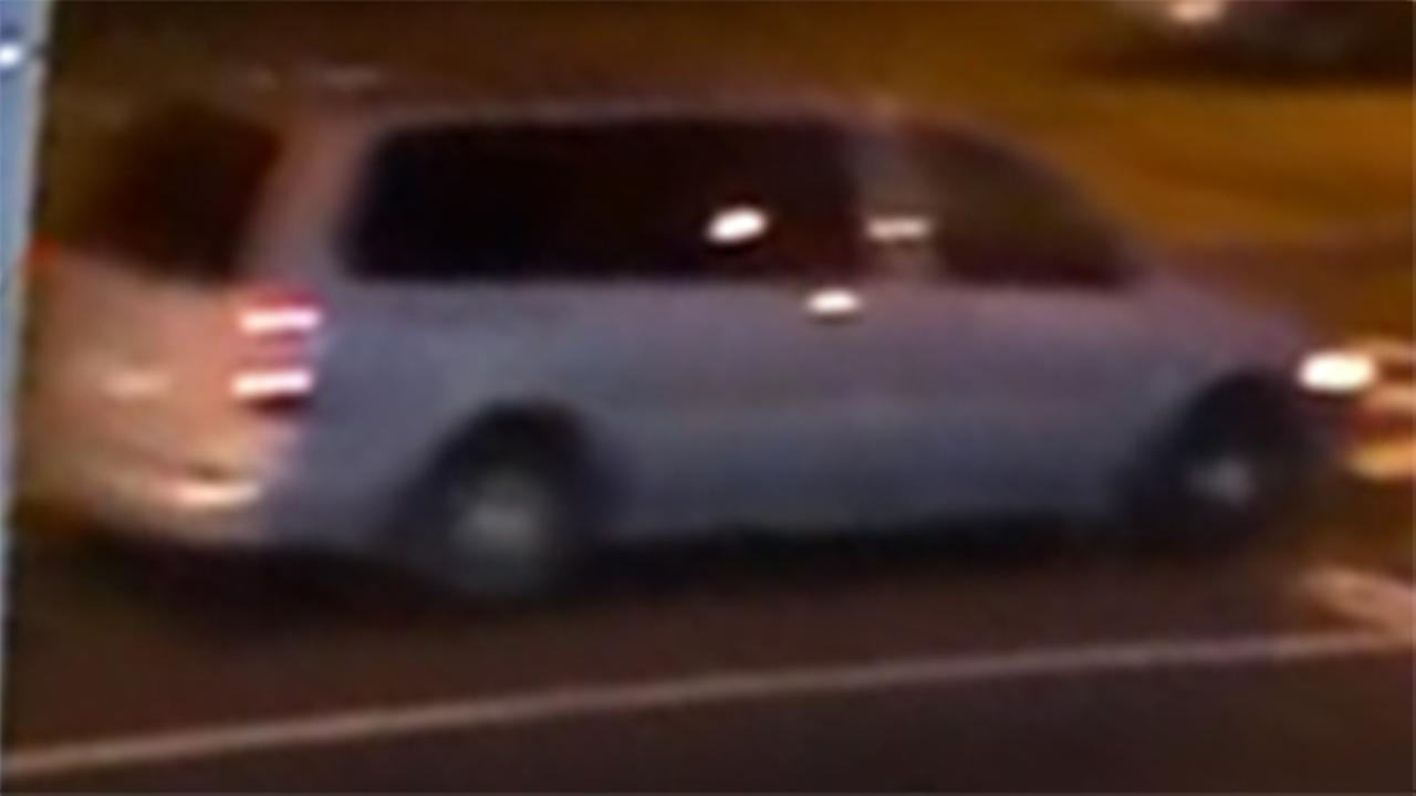 Video released of minivan sought in Roosevelt Blvd. hit-and-run