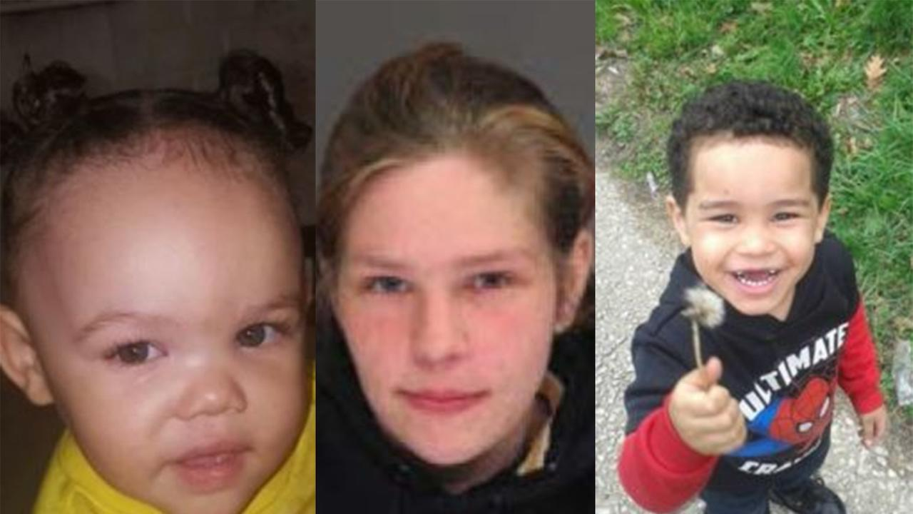 Search for missing mother, 2 kids in Camden County