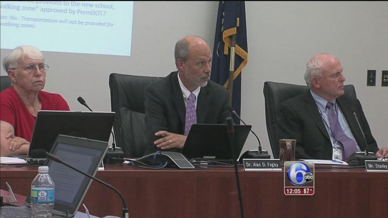 VIDEO: Phoenixville redistricting