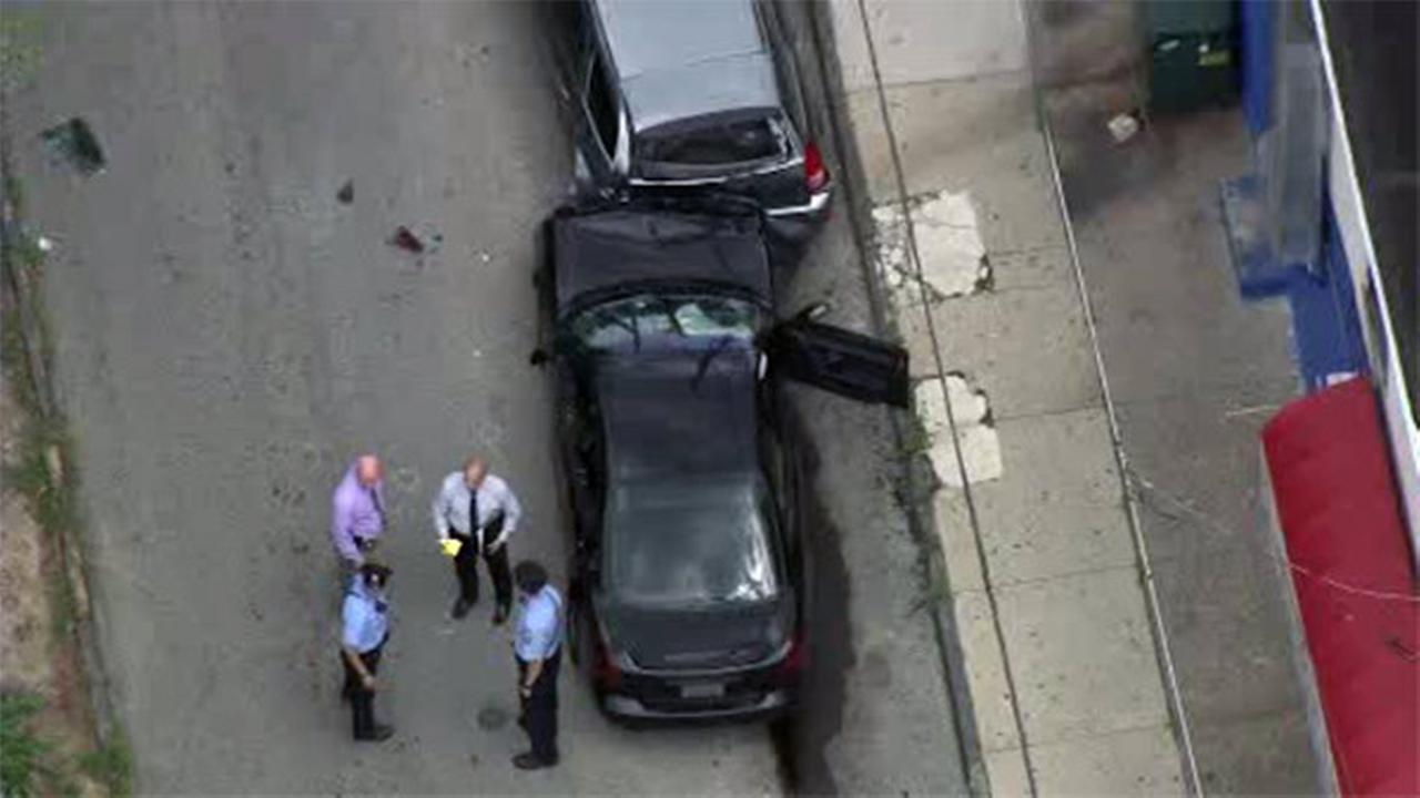 Teenager shot, wounded in West Philadelphia