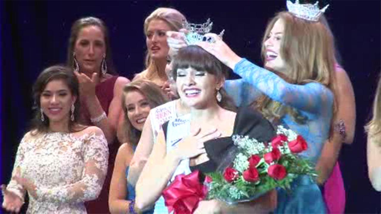 A Gloucester County woman was the toast of the Garden State Saturday night after walking home with the crown at the Miss New Jersey pageant.