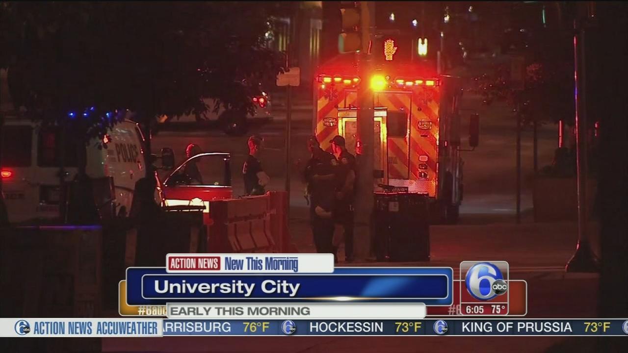 VIDEO: Evacuations in Univ. City