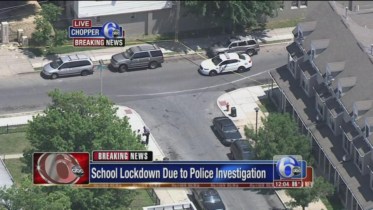 VIDEO: Lockdown in Strawberry Mansion