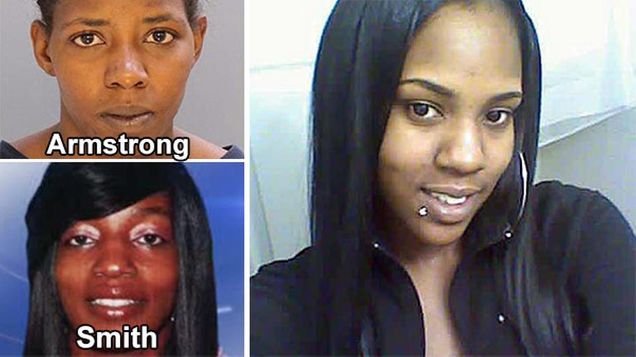 2nd woman charged with murder after body found in Fairmount Park