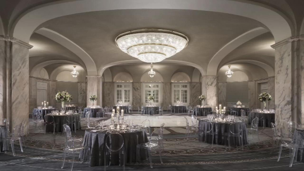 The Ritz Carlton Philadelphia has just undergone a massive, $25-million renovation.   It adds a modern look while paying homage to the hotels vintage roots.
