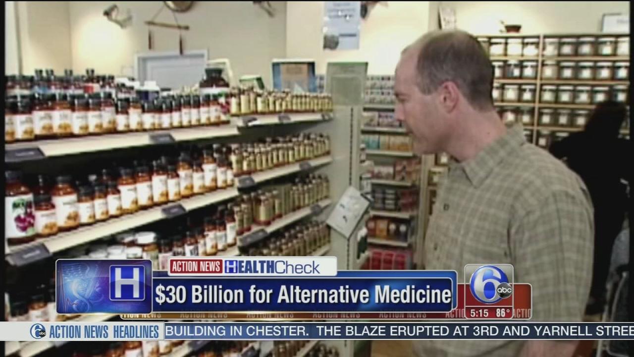 VIDEO: $30 billion for alternative medicine