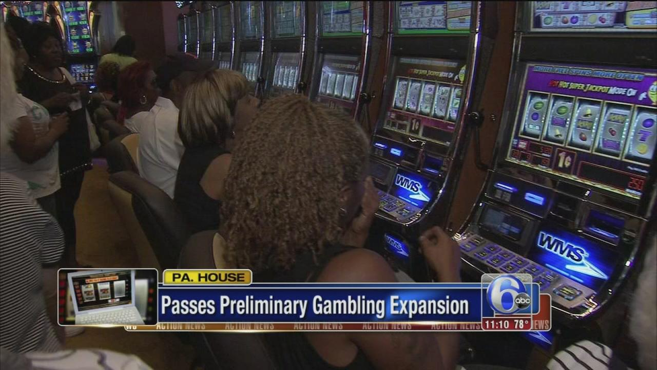 VIDEO: Pa. gambling