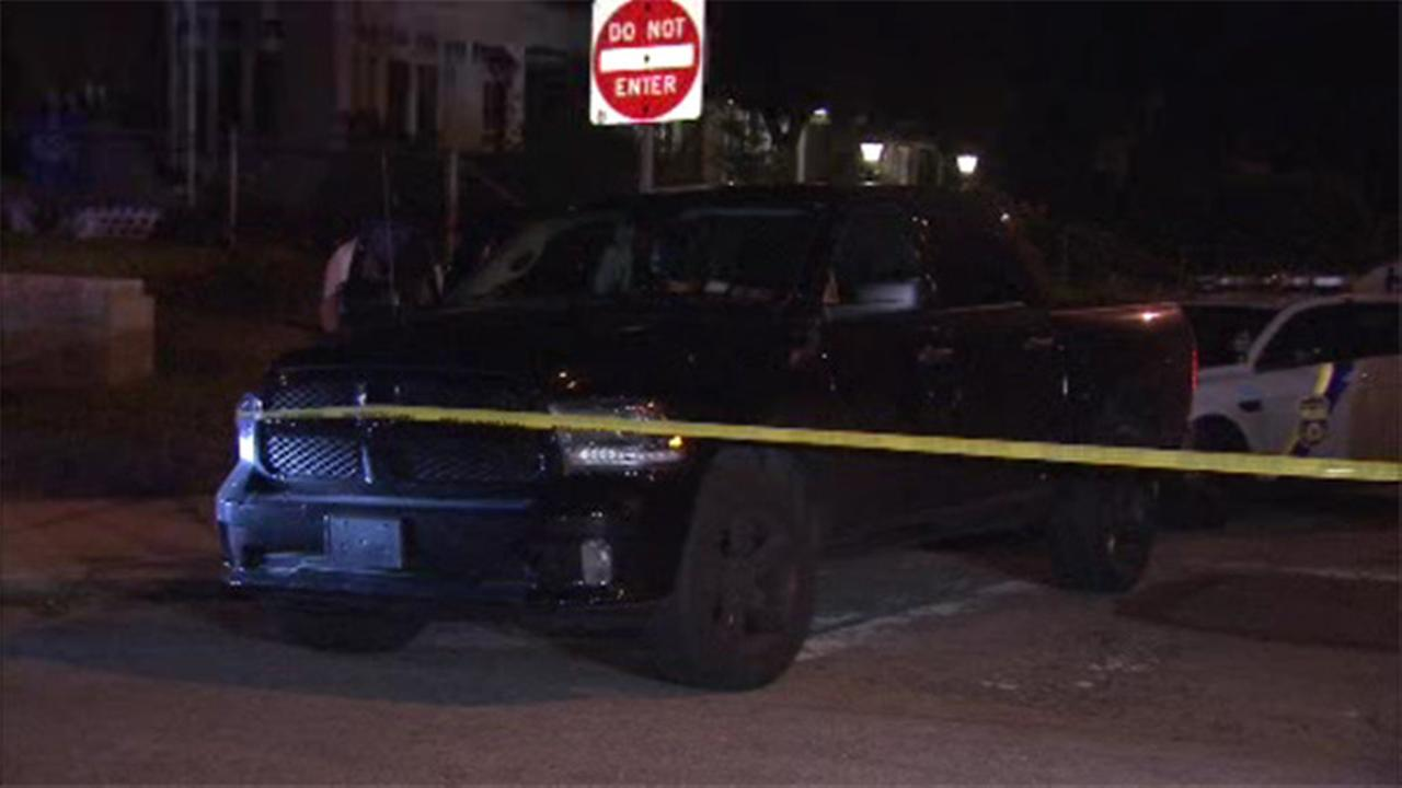 Man shot while sitting in pickup truck in East Mount Airy