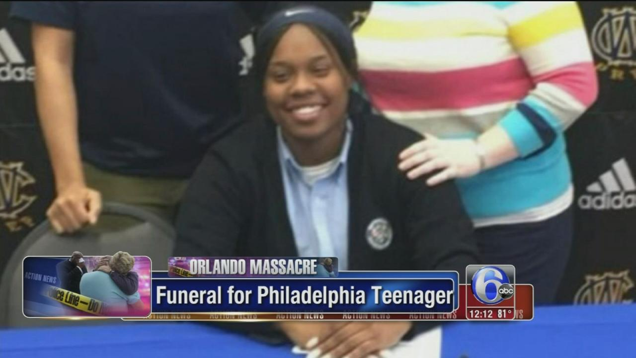 VIDEO: Funeral for Akyra Murray