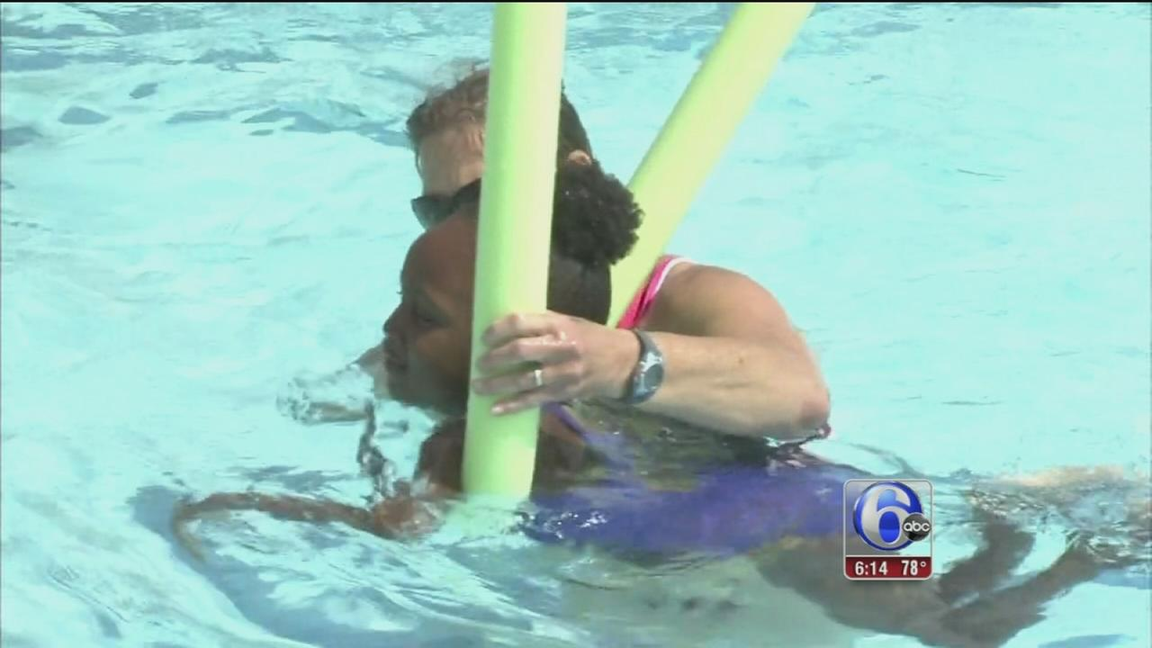 VIDEO: Swim safety