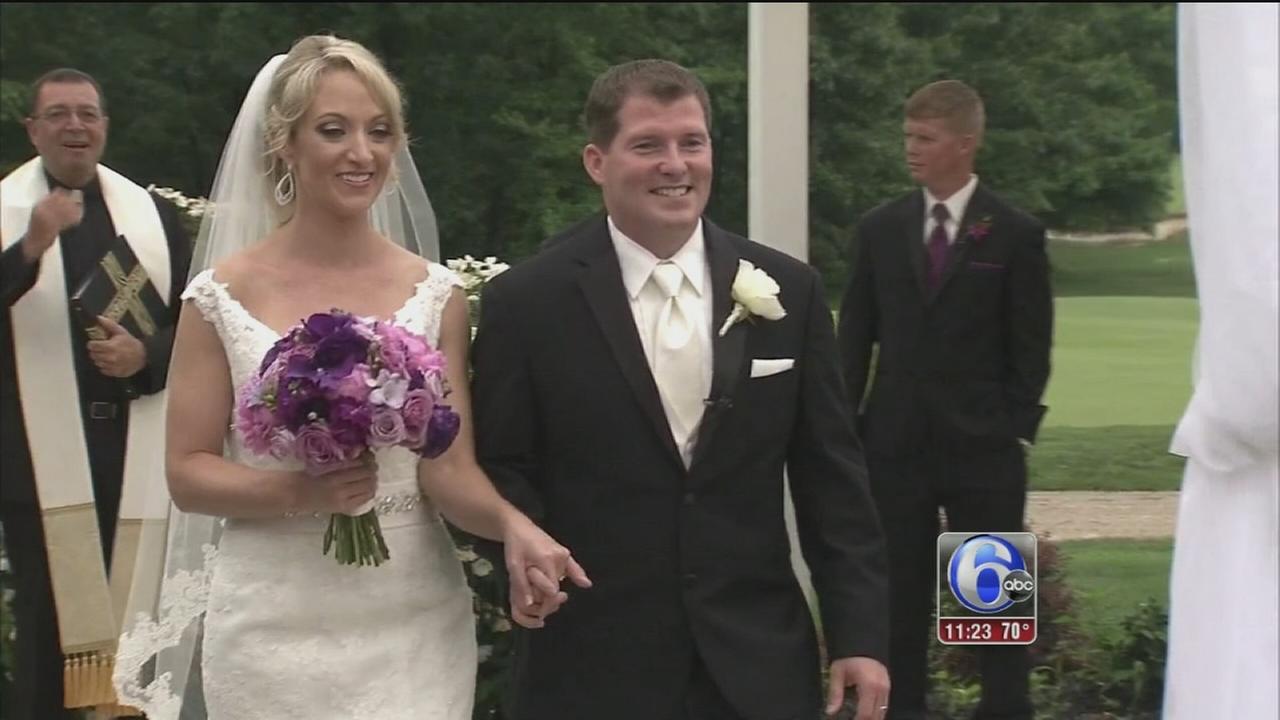 Chris Sowers weds Lori Buerklin