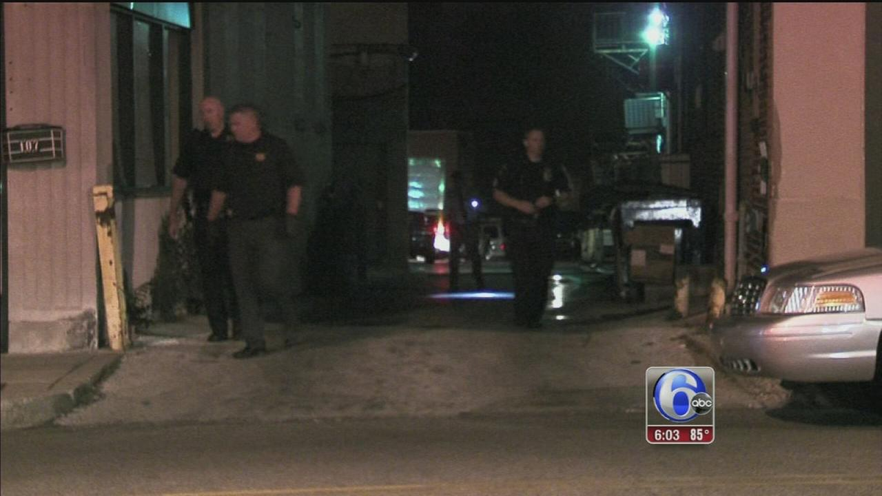 VIDEO: Upper Darby stabbing