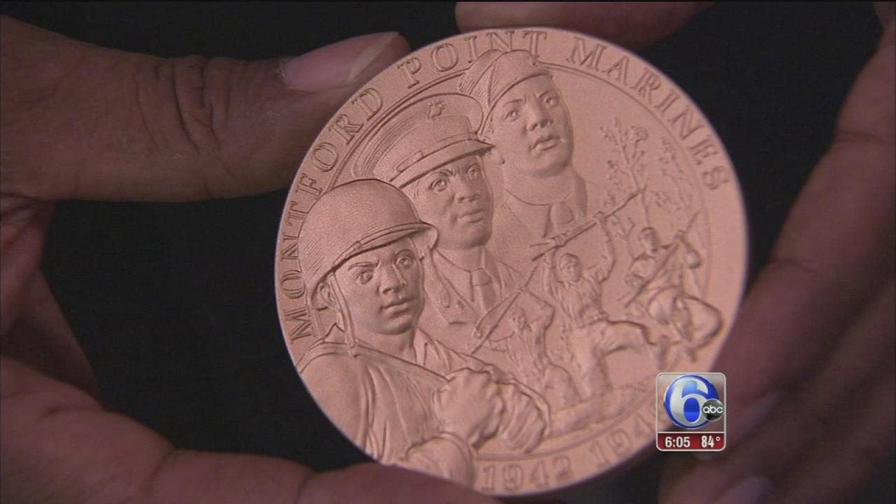 VIDEO: Congressional medal