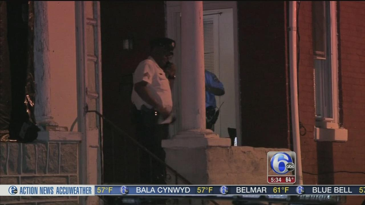 VIDEO: Police: Man allegedly kills girlfriends ex-boyfriend in West Philly