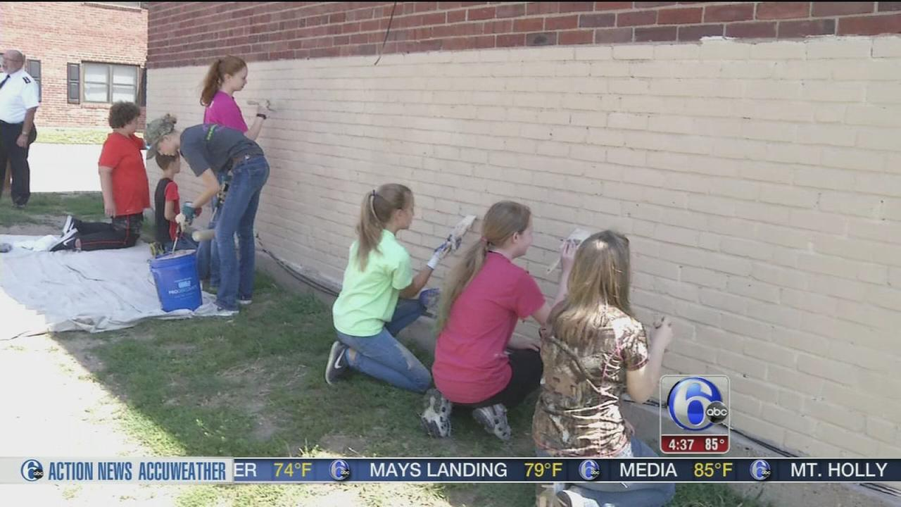World Changers helping local neghborhoods