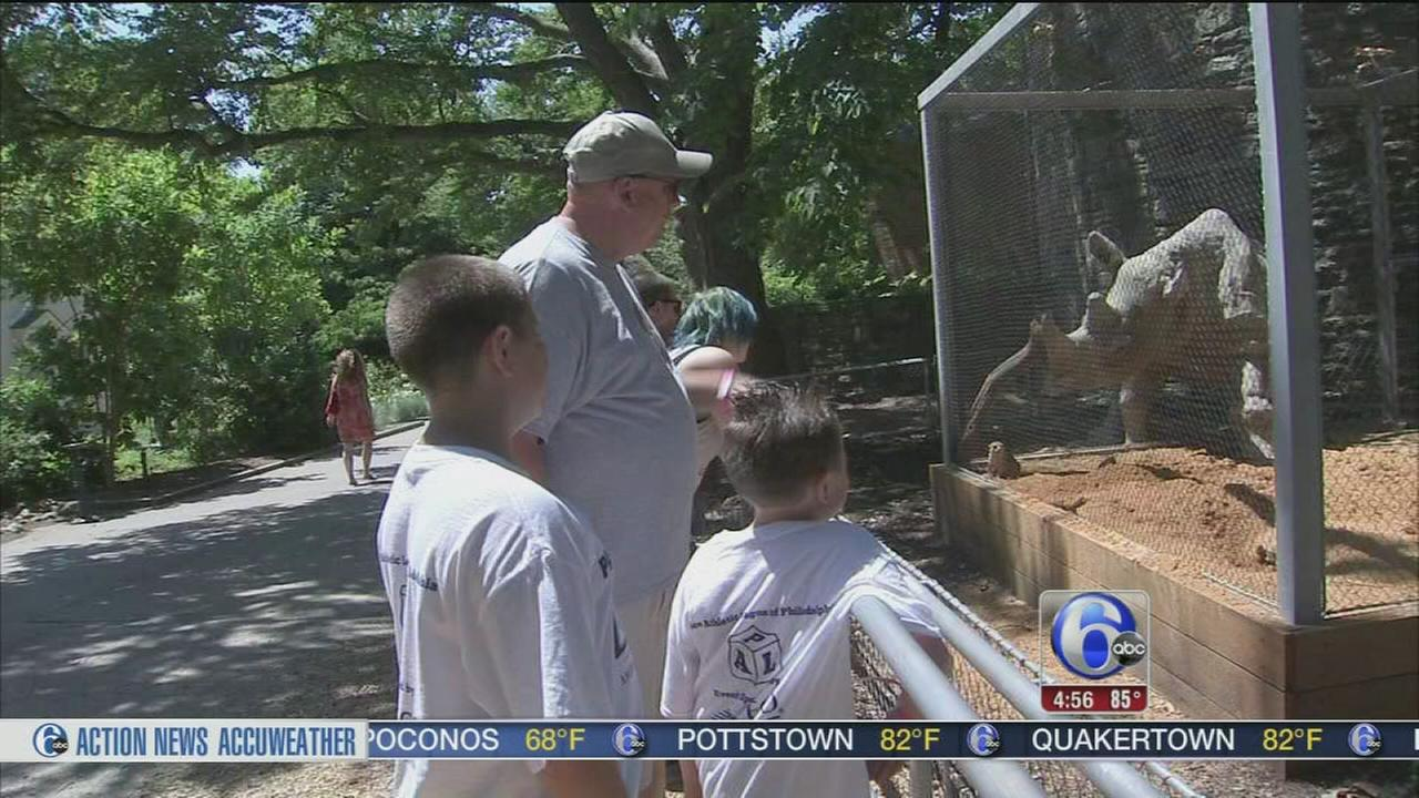 14th annual PAL day at the Zoo