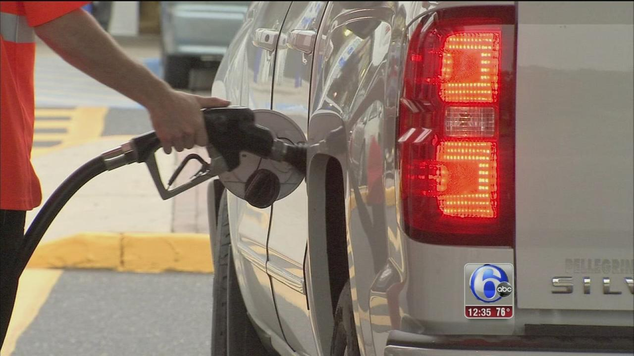 VIDEO: NJ gas tax hike vote