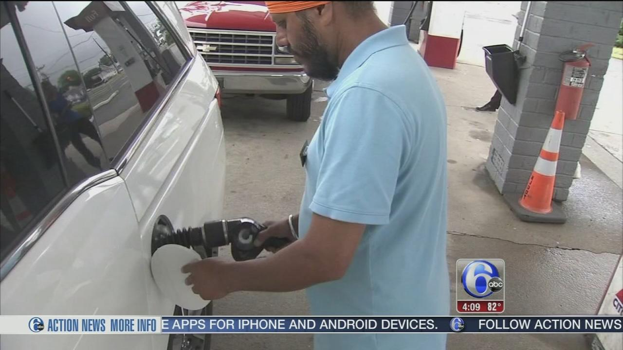 VIDEO: NJ Gov. Christie backs plan to hike gas tax, cut sales tax