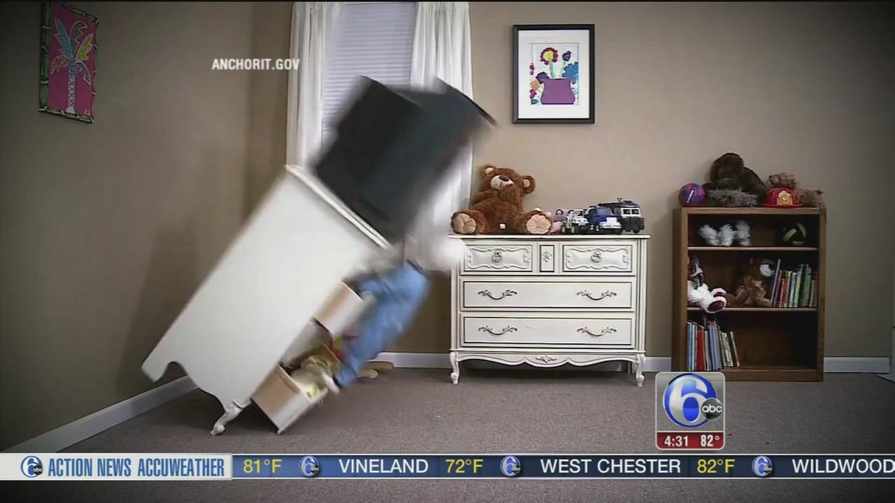 VIDEO: Ikea recalls 29 million dressers after child deaths