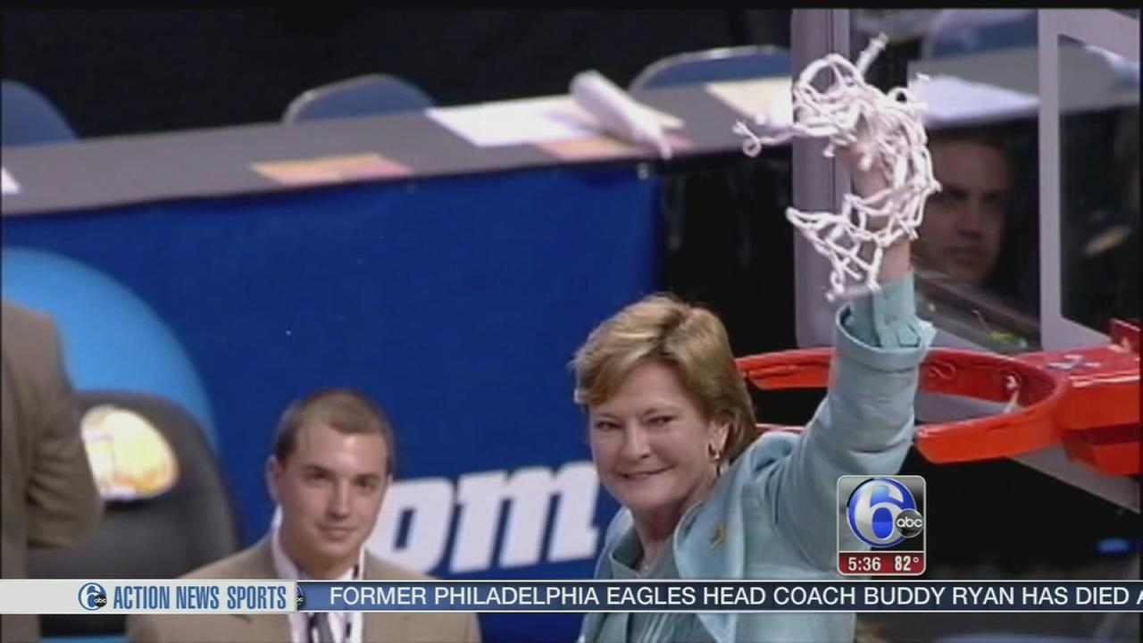 VIDEO: Legendary womens basketball coach Pat Summitt dies