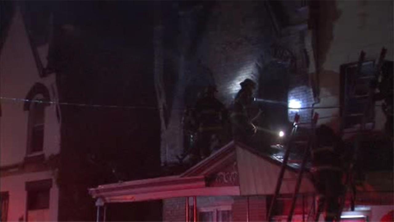 Resident injured in Germantown house blaze