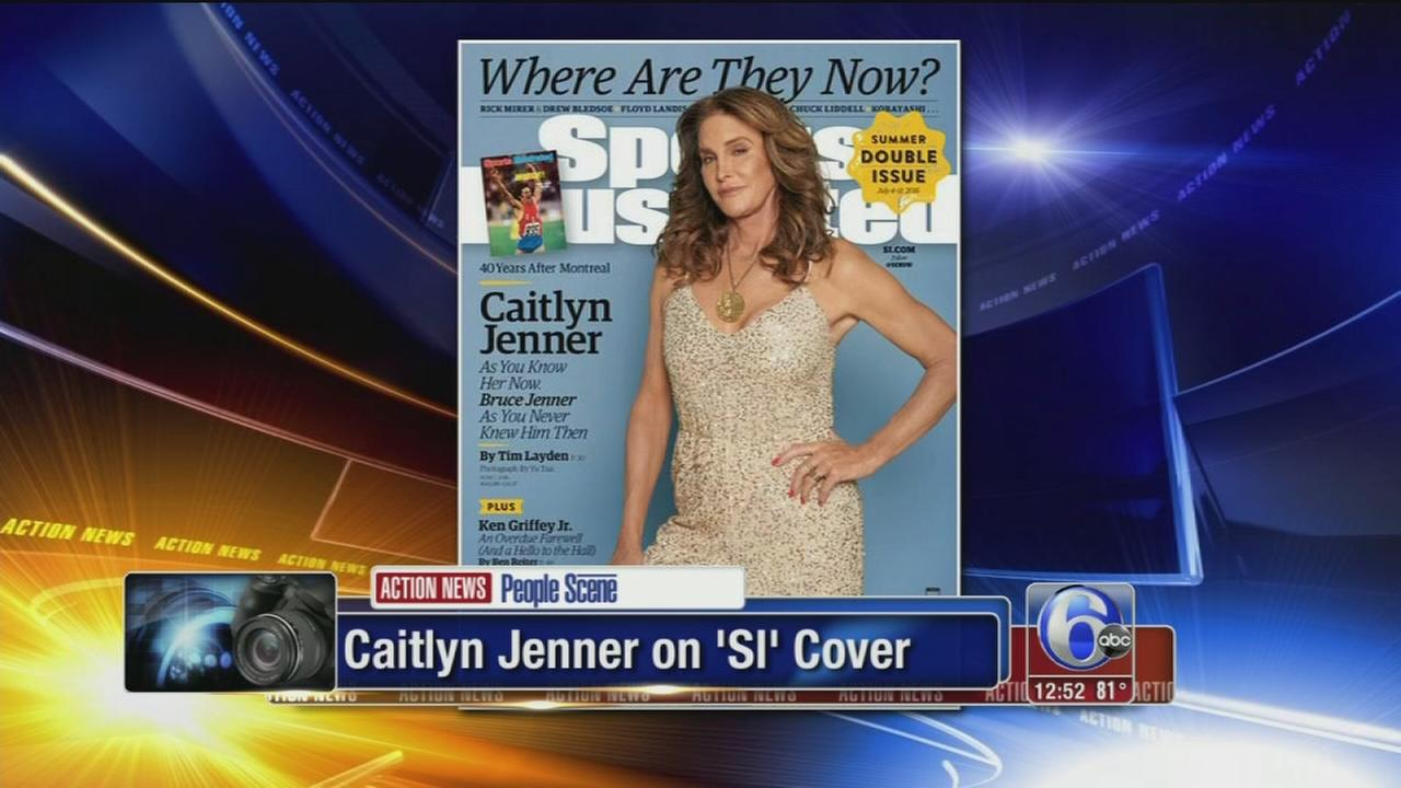 VIDEO: Jenner on SI cover