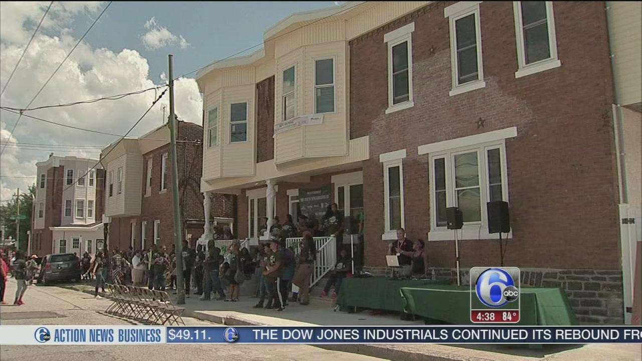 YouthBuild transforms neighborhood