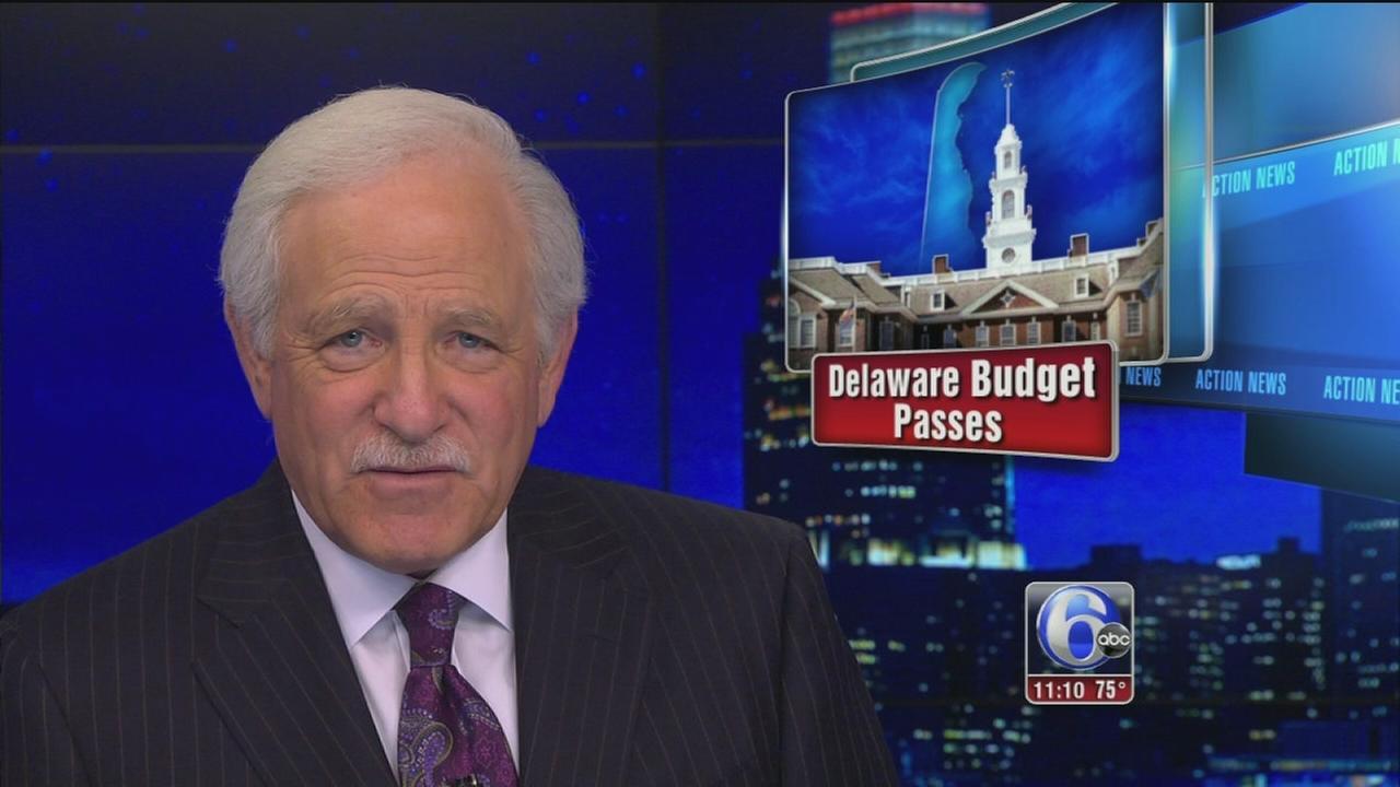 VIDEO: Del. budget