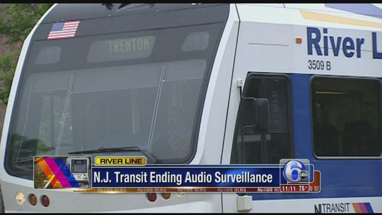 VIDEO: NJ Transit