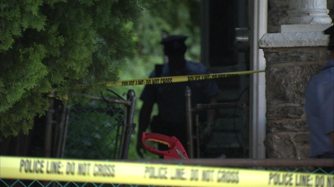 June 29, 2016: Police officers were called to the backyard of a home in the unit block of East Walnut Lane at 5:20 p.m.