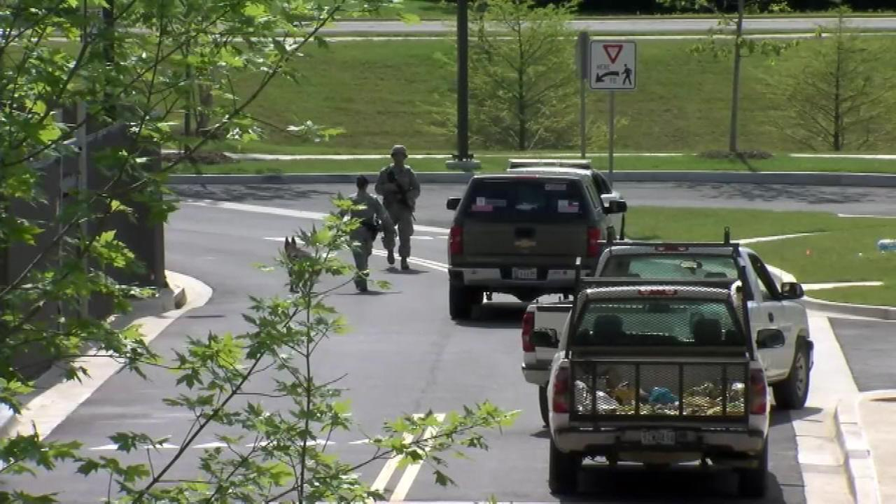June 30, 2016: Joint Base Andrews tweeted that the base was on lockdown due to a report of an active shooter.