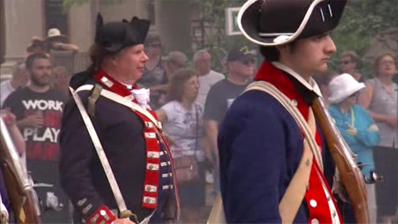 Art of Aging: American Revolution Reenactors