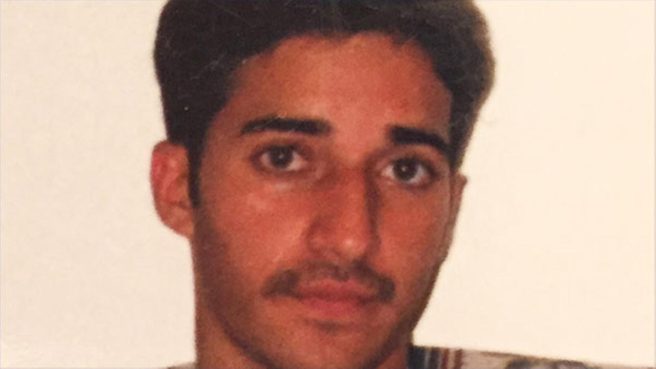 An undated photo provided by Yusuf Syed shows his brother, Adnan Syed. Syed, now 35, was convicted in 2000 of killing his former girlfriend, Hae Min Lee.
