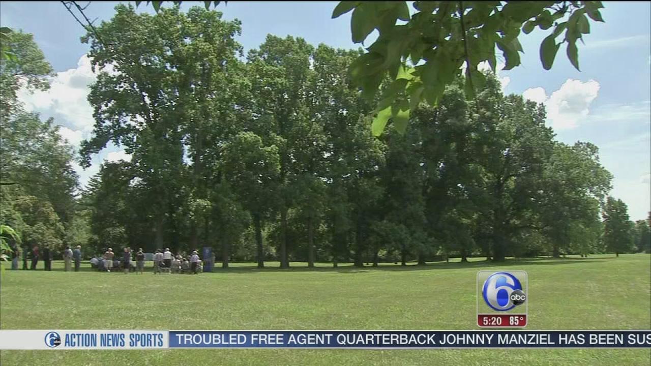 Historic Property becomes public park