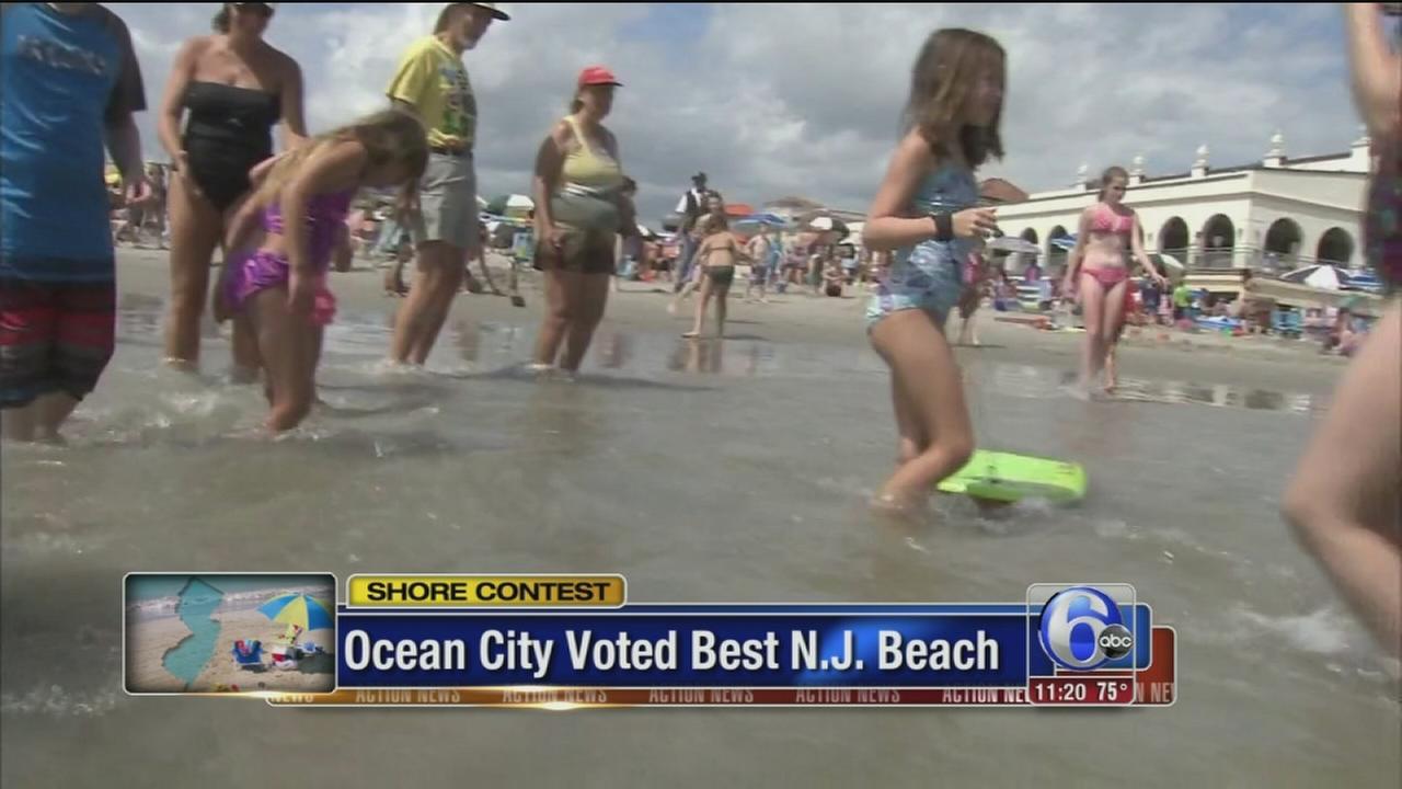 VIDEO: OC best beach