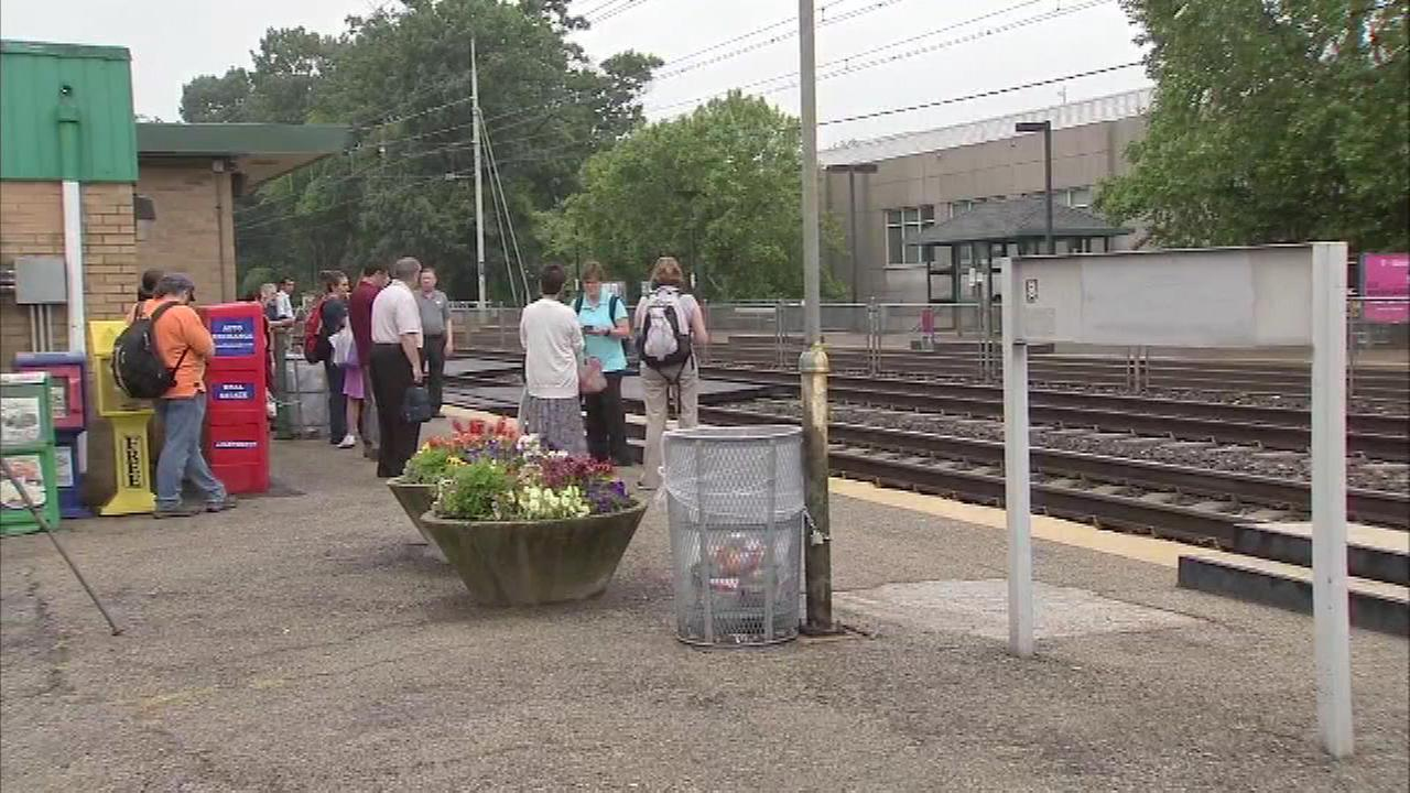 Almost overnight, SEPTA lost 13,000 rail seats in 120 rail cars.  The agency said it would run a modified Saturday schedule Monday through Friday until further notice.
