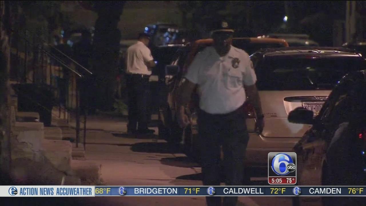 VIDEO: Teen girl injured in accidental shooting in Germantown