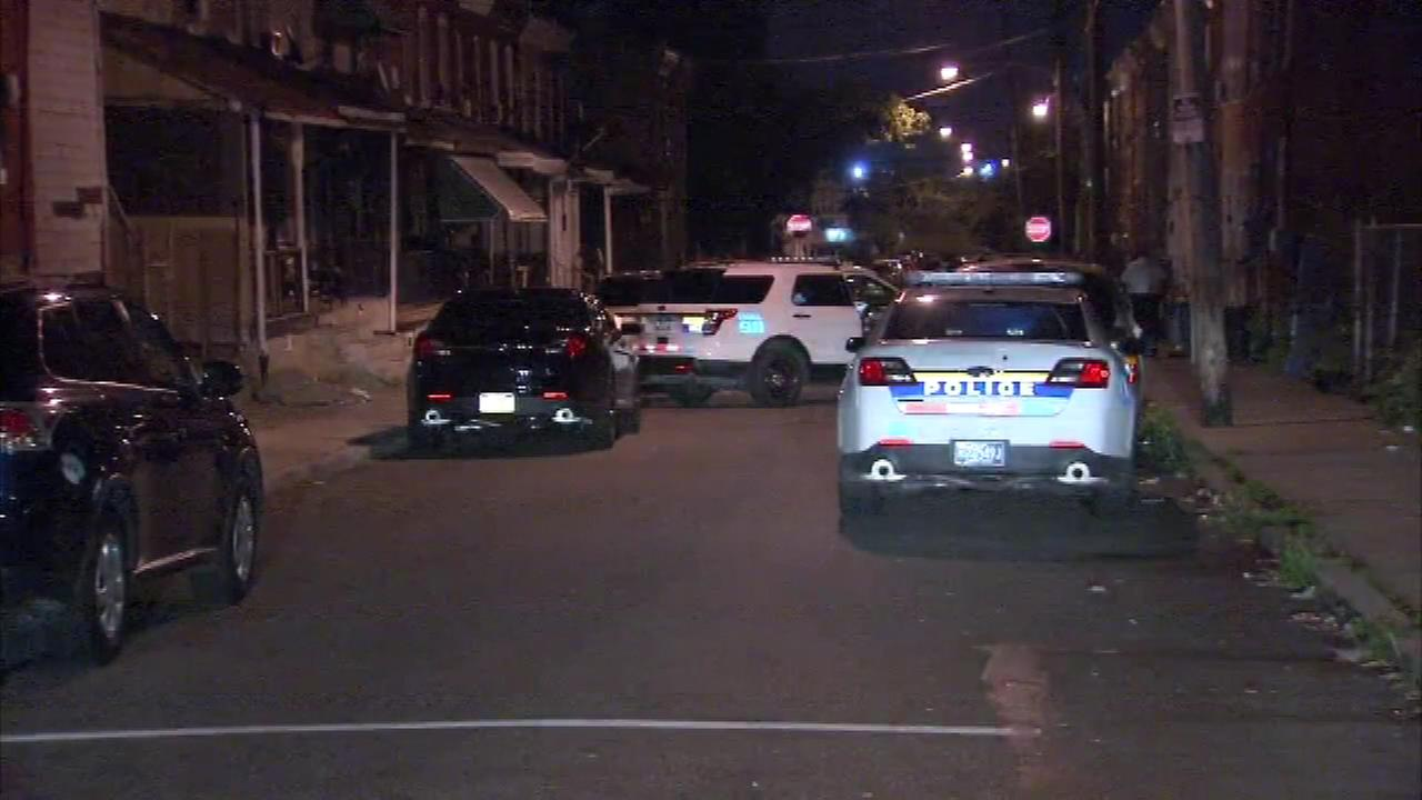 July 6, 2016: Officers arrived after 3 a.m. Wednesday at a home on Bloyd Street near East Woodlawn Street to find the 14-year-old victim with gunshot wounds to the hand and chest.