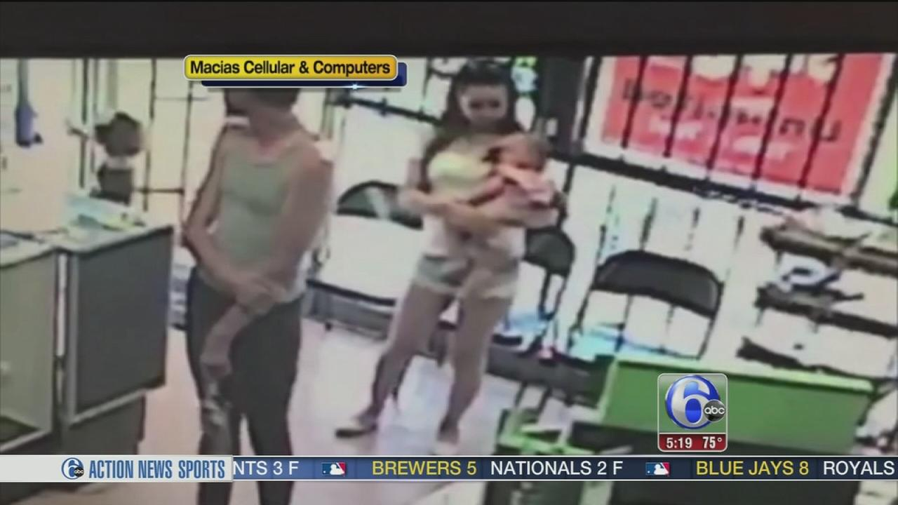 VIDEO: Terrifying kidnapping attempt of Calif. girl caught on video